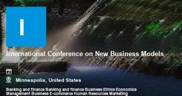 International Conference on New Business Models   Minneapolis   2021