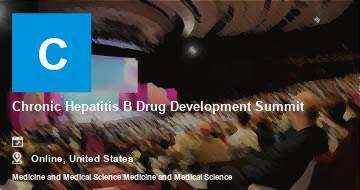 Chronic Hepatitis B Drug Development Summit   Moline   2021
