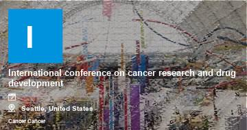 International conference on cancer research and drug development   Seattle   2021