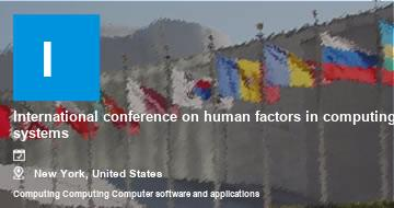 International conference on human factors in computing systems    New York   2021