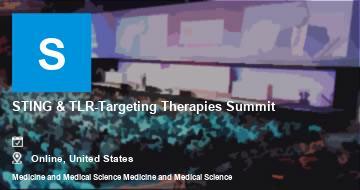 STING & TLR-Targeting Therapies Summit   Moline   2021