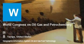 World Congress on Oil Gas and Petrochemistry   Tampa   2021