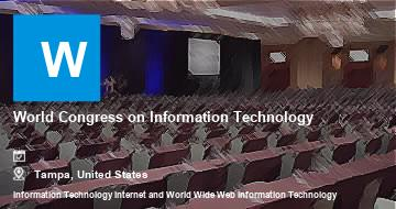 World Congress on Information Technology   Tampa   2021