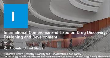 International Conference and Expo on Drug Discovery, Designing and Development    Phoenix   2021