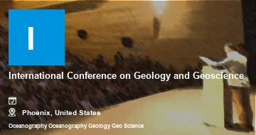 International Conference on Geology and Geoscience    Phoenix   2021
