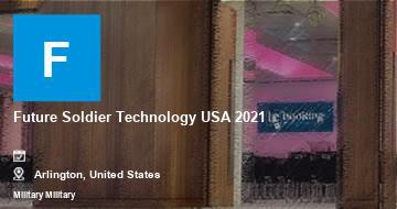 Future Soldier Technology USA 2021   Burlington   2021