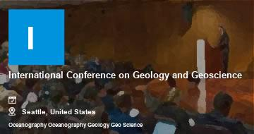 International Conference on Geology and Geoscience    Seattle   2021