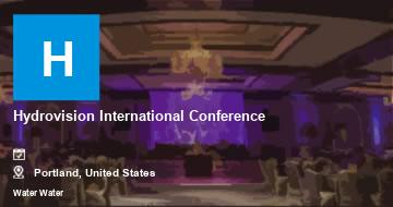 Hydrovision International Conference   Portland   2021