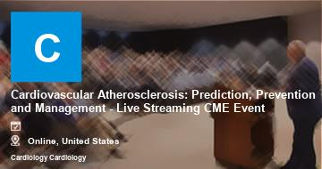 Cardiovascular Atherosclerosis: Prediction, Prevention and Management - Live Streaming CME Event   Moline   2021